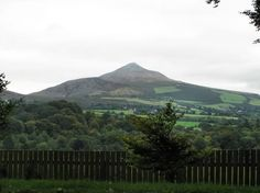 Ireland's Great Sugarloaf Mtn.