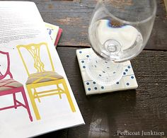 Hometalk | 16 fun crafts using vintage game pieces #upcycle #creative #reuse