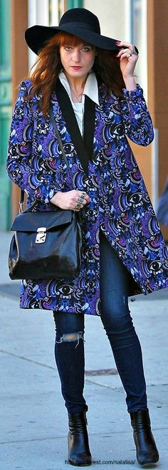 Street style - Florence Welch
