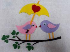 Foam Crafts, Pre School, Preschool Activities, Sewing Patterns, Nursery, Easter, Cards, Jesus Loves You, Little Birds