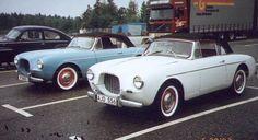 Rare Volvo p-1900