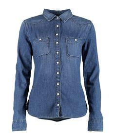 Nora Shirt Worker Blue 1