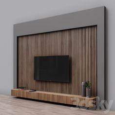 Tv Unit Decor, Tv Wall Decor, Wall Tv, Modern Tv Room, Modern Tv Wall Units, Modern Living, Minimalist Living, Modern Tv Unit Designs, Living Room Tv Unit Designs