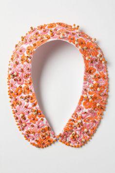 Aranceto Collar Necklace - Anthropologie.com