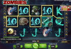 Jouer avec cette captivante machine à sous 20 lignes Zombies, et affrontez les zombies pour parvenir à la victoire sans égratignures !  http://www.casinobens.com/machines-a-sous-20-lignes-zombies.php