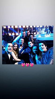 Teen Wolf Cast, Tyler Posey, Sterek, Tv Series, It Cast, Ian Bohen, Concert, Tvs, Holland