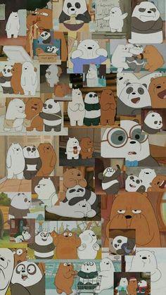 Cute Panda Wallpaper, Cute Patterns Wallpaper, Bear Wallpaper, Mood Wallpaper, Cute Disney Wallpaper, Aesthetic Pastel Wallpaper, Kawaii Wallpaper, Army Wallpaper, Dark Wallpaper Iphone