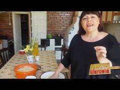 Reţetă tradiţionala pâine de casă | Gătind cu chef Marela - YouTube Romanian Food, Pastry And Bakery, Food Videos, Healthy Recipes, T Shirts For Women, Cooking, Youtube, Home, Brot