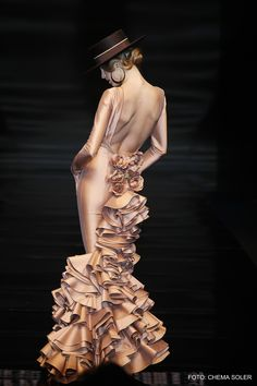 Moda Flamenca by designer Vicky Martin Berrocal