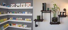 Crea tu propia estantería DIY | Blog de Hogarutil