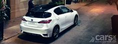Lexus has revealed a special edition of trhe CT - the Lexus CT Advance Plus - with cosmetic titivations and additional features. Lexus Ct200h, Cars Uk, Car Photos, Car Car, Cars And Motorcycles, Vehicles, News, Luxury, Board