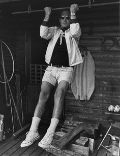 Hunter S. Thompson in 1976