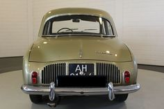 Renault - Dauphine Export model - 1964 Fiat 500, Hui, Old Cars, Cars And Motorcycles, Vintage Cars, Minis, Classic Cars, Automobile, Trucks