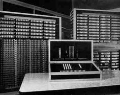 A reconstruction of Konrad Zuse's Z3, the world's first programmable fully automatic digital computer.