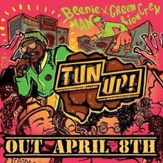 Beenie Man feat. Green Lion Crew – Tun Up! (Preview)