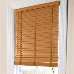 Let BrylaneHome help you improve the view in any room with our selection of blinds and shades. Window Blinds & Shades, Blinds For Windows, Horizontal Blinds, Faux Wood Blinds, House Blinds, Kitchen Window Treatments, Window Shutters, Window Coverings, Contemporary Style