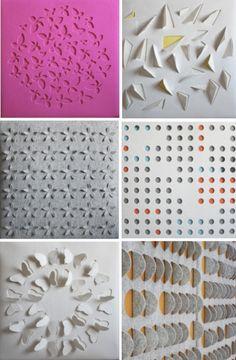 Selina Rose felt designs