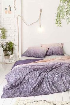 Assembly Home First Mist Duvet Cover - Urban Outfitters