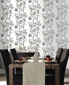Jaisamand: black and white wall decoration named in honor of one of India's most spectacular natural landscapes, mingling traditional organic forms and Rajasthani inspired colorways with a contemporary sense of scale