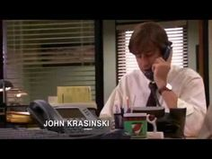 We need to have a Collegian introduction video at the beginning of the year like the Office Intro. Guys, it needs to happen Office Intro, The Office, Tv Theme Songs, Intro Youtube, Tv Themes, John Krasinski, Music People, Shit Happens, Season 2
