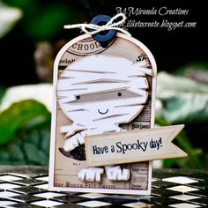 M. Miranda Creations: Have a Spooky Day!
