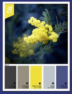 gray yellow blue palette