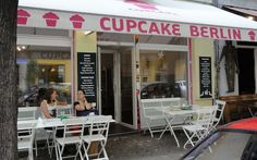 Cupcake Berlin  Krossener Strasse 12 - cupcakes & Germany = my two favorite things!
