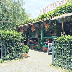 Schleusenkrug Berlin-Tiergarten, Biergarten, Berlin im Sommer