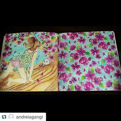 Instagram media desenhoscolorir - Esse livro Feitiço do tempo é puro amor…