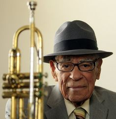 Lional Ferbos, (born July 17, 1911)   has played at the Jazz fest since 1970 and has only missed twice. The oldest living jazz musician in NOLA.