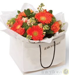 It's In The Bag http://www.interflora.co.nz/flowers/product/index.cfm/new-zealand/bouquets/its-in-the-bag