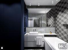 Łazienka styl Nowoczesny - zdjęcie od SKAZANI NA DESIGN Studio Architektury - Łazienka - Styl Nowoczesny - SKAZANI NA DESIGN Studio Architektury