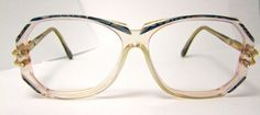 Stunning  Vintage CAZAL Eyeglasses  PERFECT  by ifoundgallery