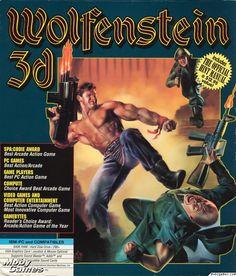 wolfenstein 3d | Roach On The Wall: Game Review: Wolfenstein 3D