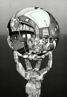 Katsuhiro Otomo | Artystas.com