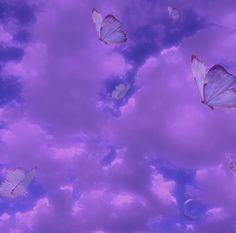 ☂️Fond d'écran violet ☂️