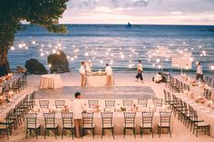 Inspiration for your beach wedding reception wedding beach Bridal Beach Dreams Wedding Table Layouts, Wedding Reception Layout, Wedding Ceremony Seating, Wedding Table Settings, Outdoor Ceremony, Outdoor Seating, Table Seating, Outdoor Tables, Beach Ceremony