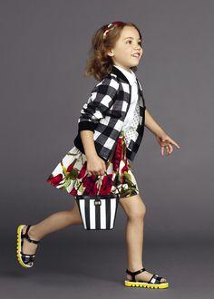 Dolce & Gabbana Children Summer Collection 2015