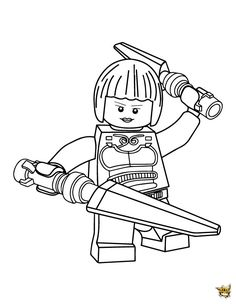 Does your kid love ninjago character? Now you can allow your kid to explore with these 25 free printable ninjago coloring pages for kids to print and color. Tractor Coloring Pages, Ninjago Coloring Pages, Coloring Pages For Girls, Cool Coloring Pages, Cartoon Coloring Pages, Free Printable Coloring Pages, Coloring For Kids, Coloring Books, Lego Ninjago Nya