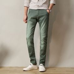 3792b350 FAVOCENT 2017 Spring & Autumn Korean version of the small straight stretch  jeans men waist Slim