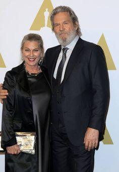 Jeff et Susan Bridges