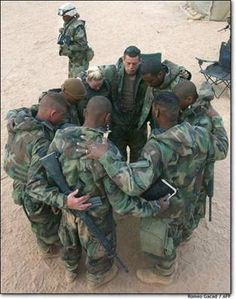 Just heard yesterday how our prayers were effective in the life of a soldier who was in Iraq and is now safely home! http://www.HireaVeteran.com