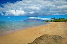 Po'olenalena Beach View on Maui.  #whereismaui #maui #hawaii #beach #travel #vacation