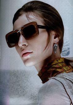 9905d610f2e4  ClippedOnIssuu from Vogue may 2015 uk Prada Sunglasses