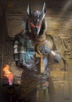 Egyptian Gods and Mythology Egyptian Mythology, Egyptian Goddess, Egyptian Art, Foto Fantasy, Dark Fantasy Art, Egypt Concept Art, Arte Assassins Creed, Afrique Art, Ancient Egypt Art