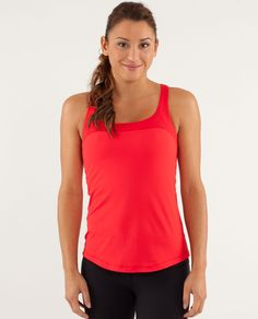 Run: First Base Tank    A warm, wicking base layer is the foundation for a perfect winter run.