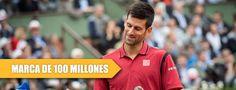 A mitad de semana con el título ante Roberto Bautista Agut en octavos de final, Novak Djokovic se convertía en el primer tenista en alcanzar la marca de los 100 millones de dólares en premios. Pero con el reciente título en Roland Garros, no solo completó el grand slam en su carrera, sino que impuso una nueva marca en premios.