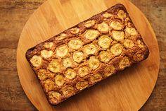 Mel e Pimenta: Bolo de banana, aveia e mel - Sem farinha