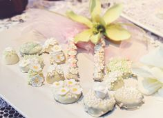 Truffles and edible favors for your special day!