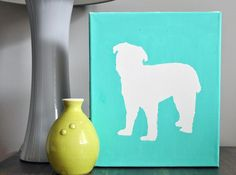 Show your pet how much you love them with this easy art project!